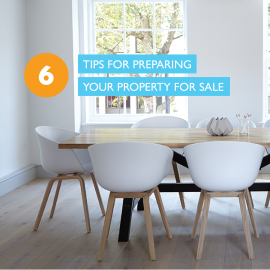 Professional tips on preparing your property for sale