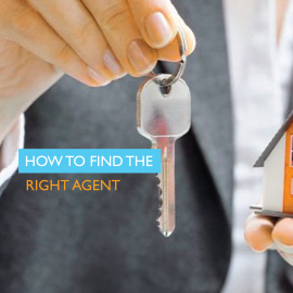 Finding the right agent to handle your sale
